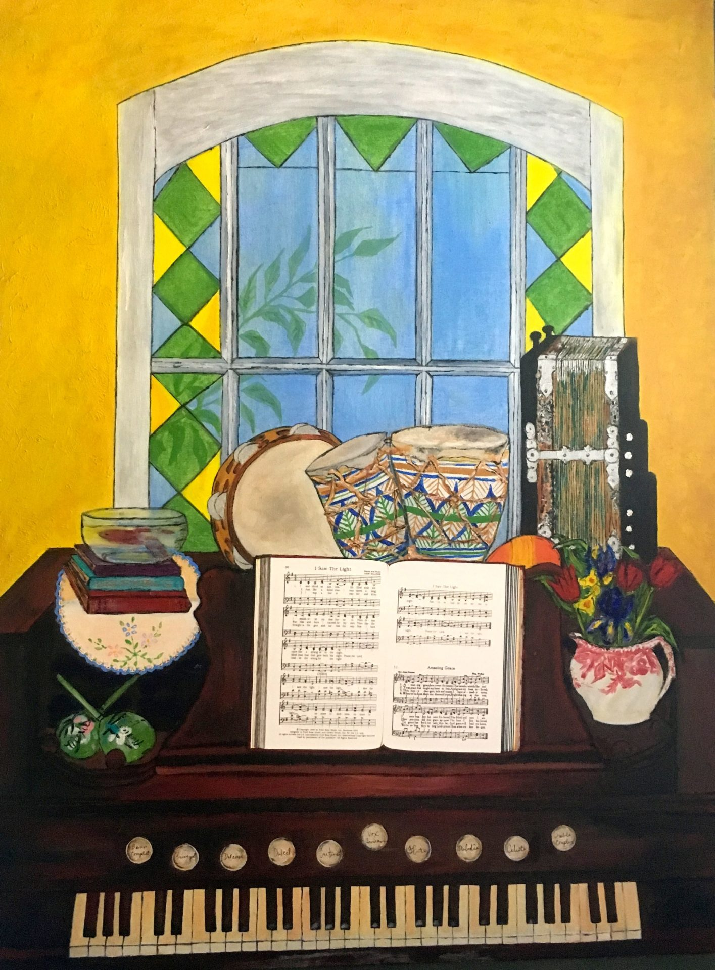 pump-organ-painting